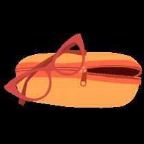 Чехлы и футляры для очков