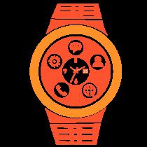 Часы-телефоны