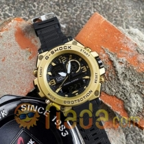 Casio G-Shock GLG-1000 Black-Gold
