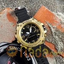 Casio G-Shock GLG-1000 Black-Gold