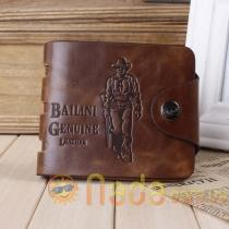 Мужской кошелек Bailini Brown