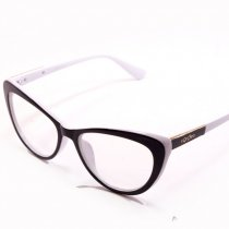 Очки для компьютера в белой оправе 8205-4