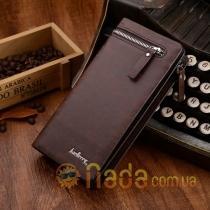 Мужской клатч Baellerry Leather Brown