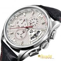 PAGANI DESIGN Leather Strap