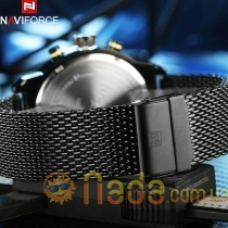 Naviforce Stainless Steel