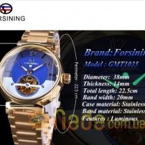 Мужские часы Forsining Ocean Luxury
