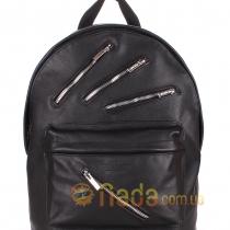 Кожаный рюкзак P-PARTY Rockstar
