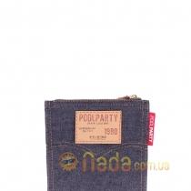 Джинсовая косметичка P-PARTY Pocket