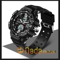 Sanda Sport Style Silver