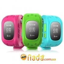 Детские умные часы Q50 с кнопкой вызова SOS