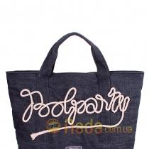 Джинсовая сумка P-PARTY
